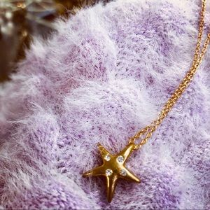 Seastar antique old jewelry